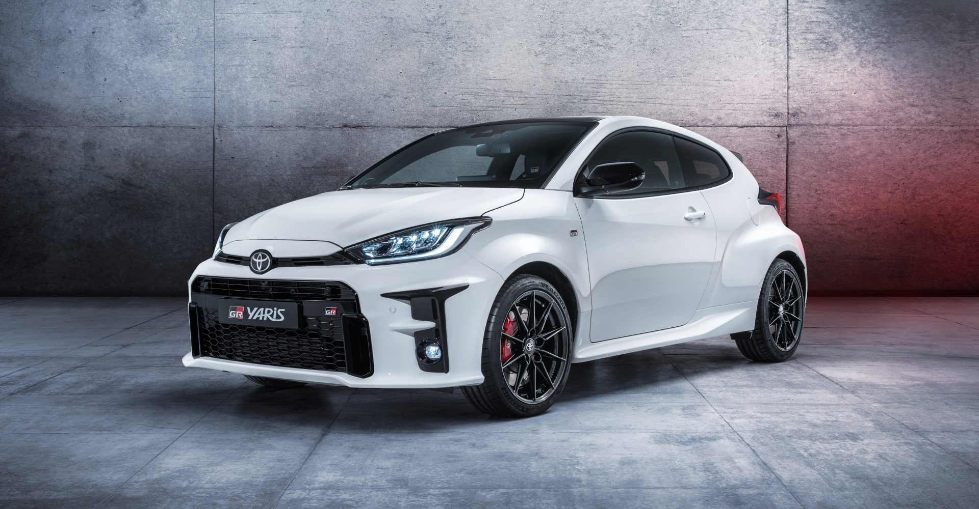 Toyota GR Yaris revealed as 257bhp, all-wheel-drive hot hatch