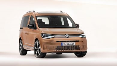 All-new Volkswagen Caddy revealed with more car-like qualities