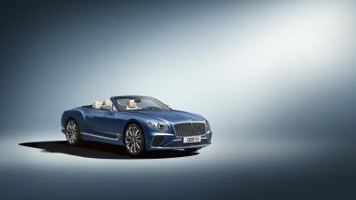 Bentley reveals ultra-luxurious Continental GT Mulliner Convertible