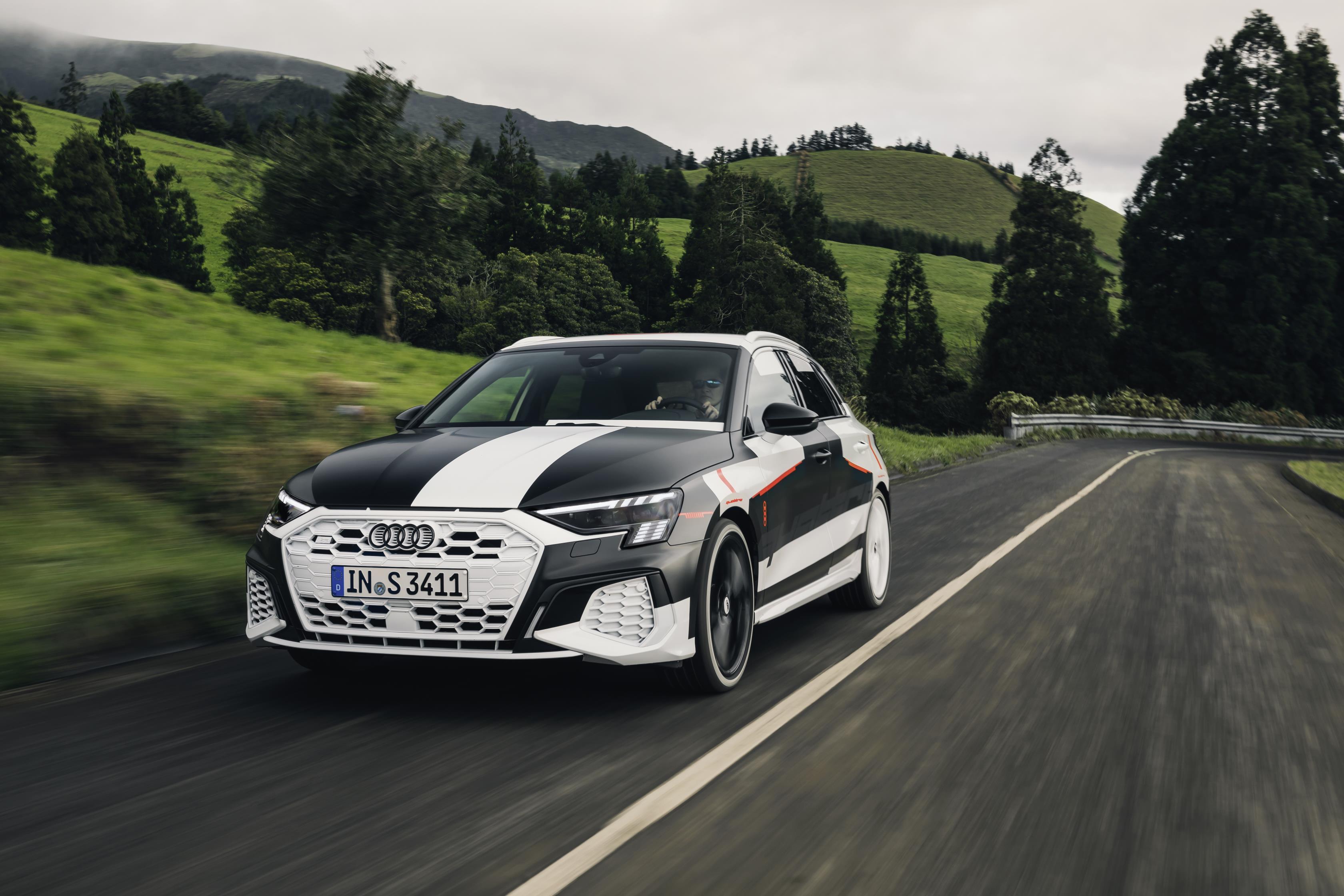 Audi A3 Exterior