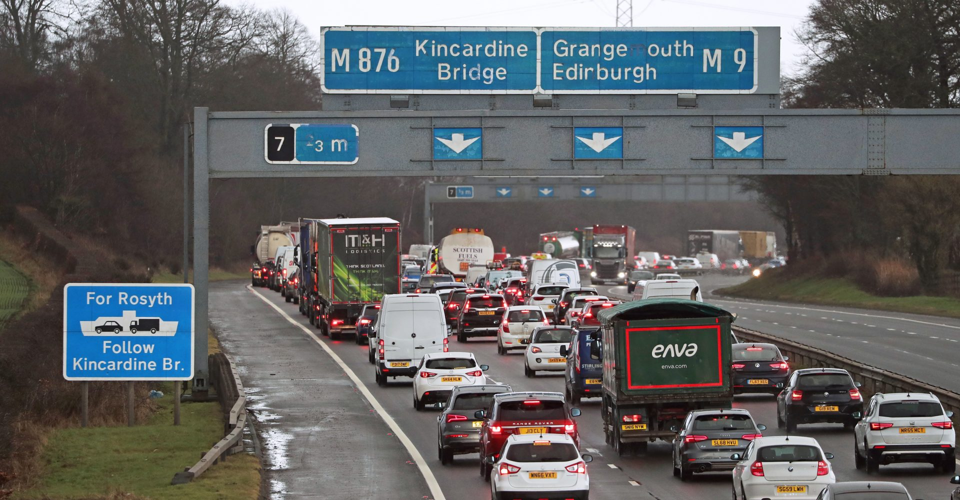 Rise in car dependency as motorists swerve public transport