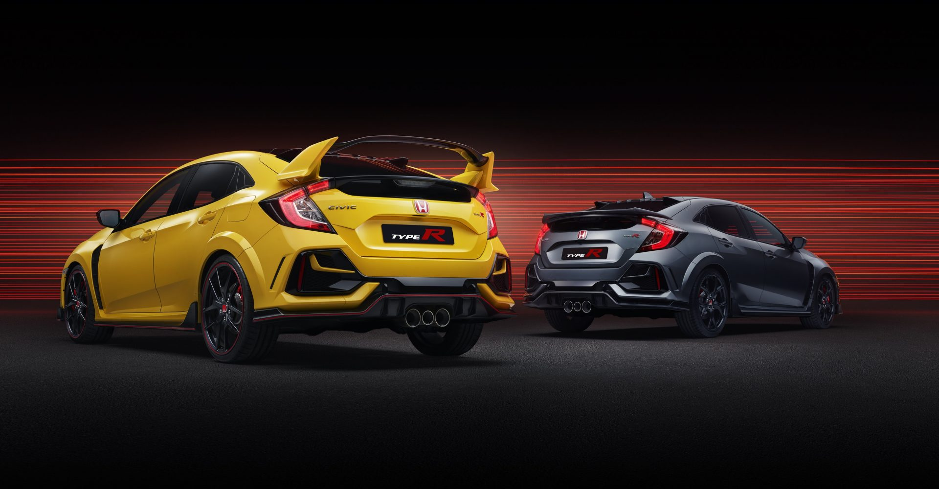 Refreshed Honda Civic Type R range sees hardcore variant and stealthier options introduced