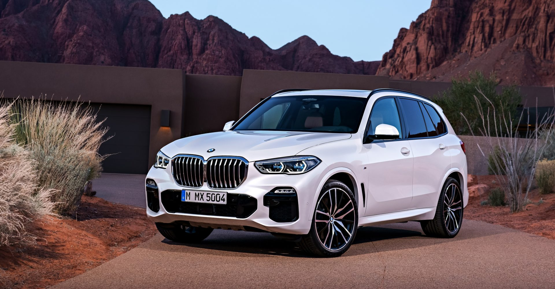 BMW introduces a new mild-hybrid diesel option for its X5 and X6