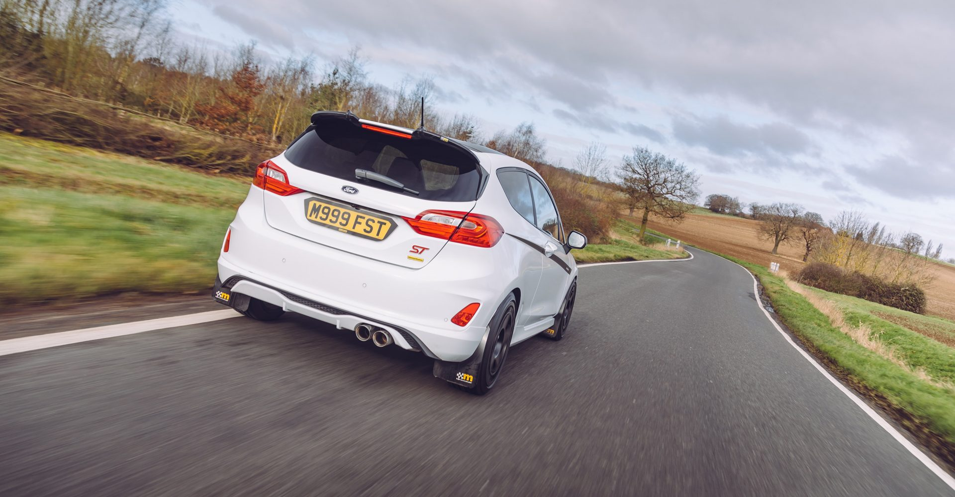 Mountune's latest upgrades takes the Ford Fiesta ST up to 232bhp