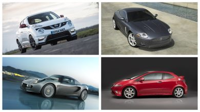 Some of the best British-built used performance cars for under £15,000