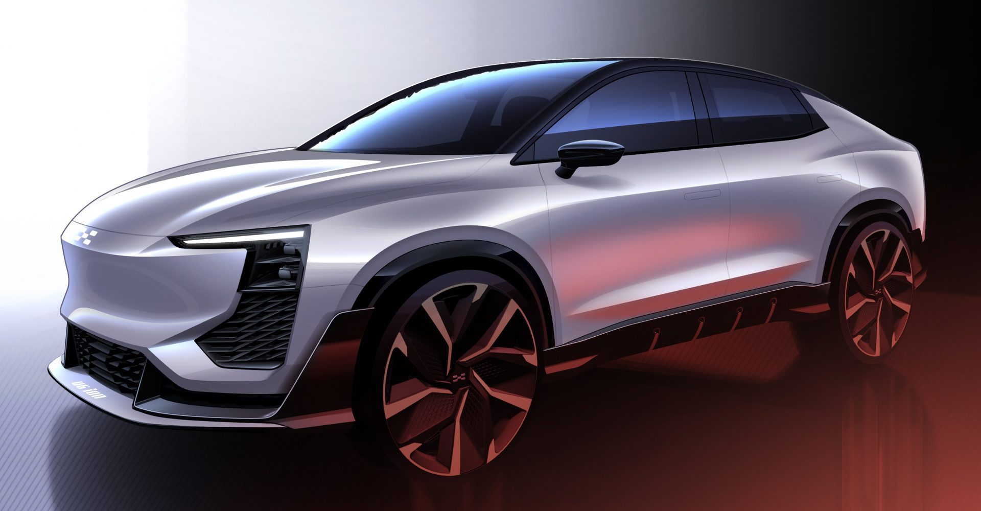 Chinese firm Aiways to debut electric coupe-crossover concept at Geneva