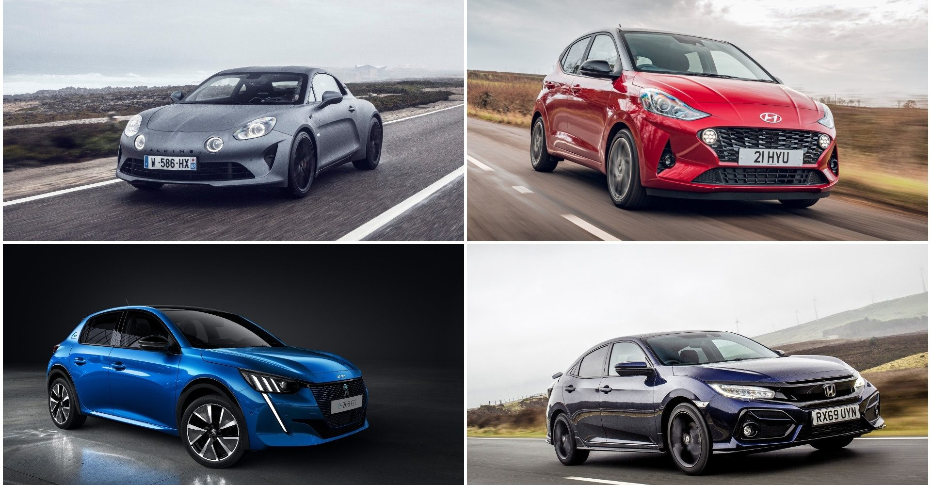 The best cars to get on the new '20' plate