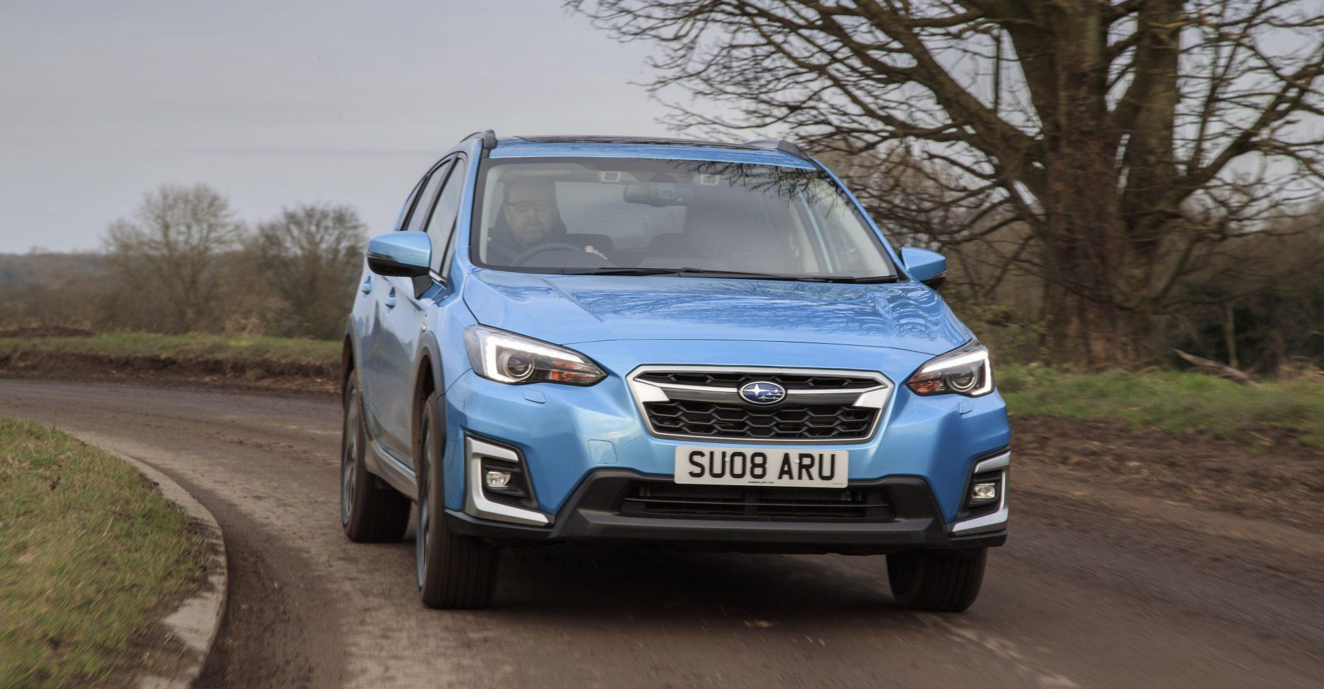 UK Drive: The XV e-Boxer shows Subaru's push for electrification