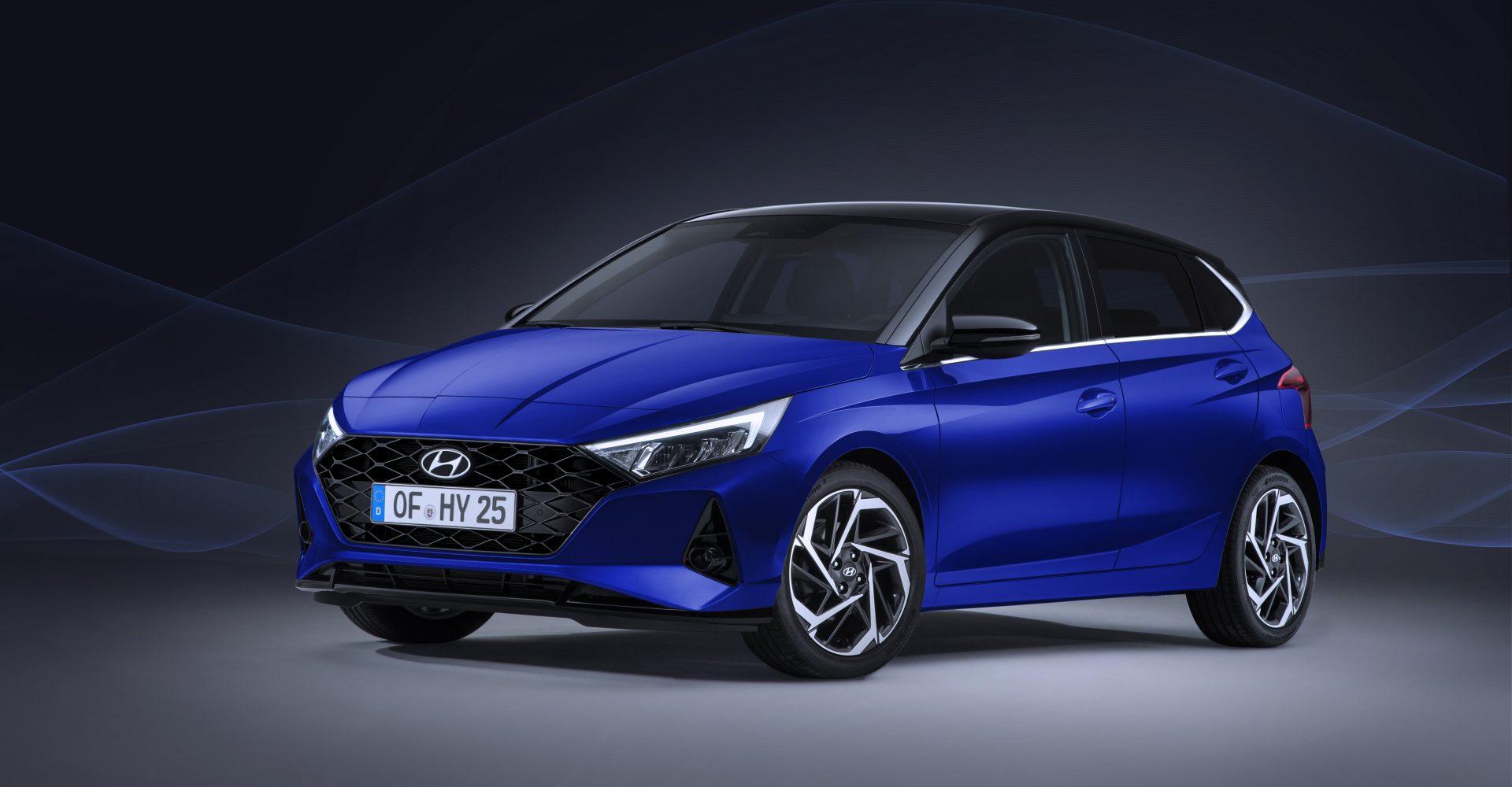 All-new Hyundai i20 breaks cover