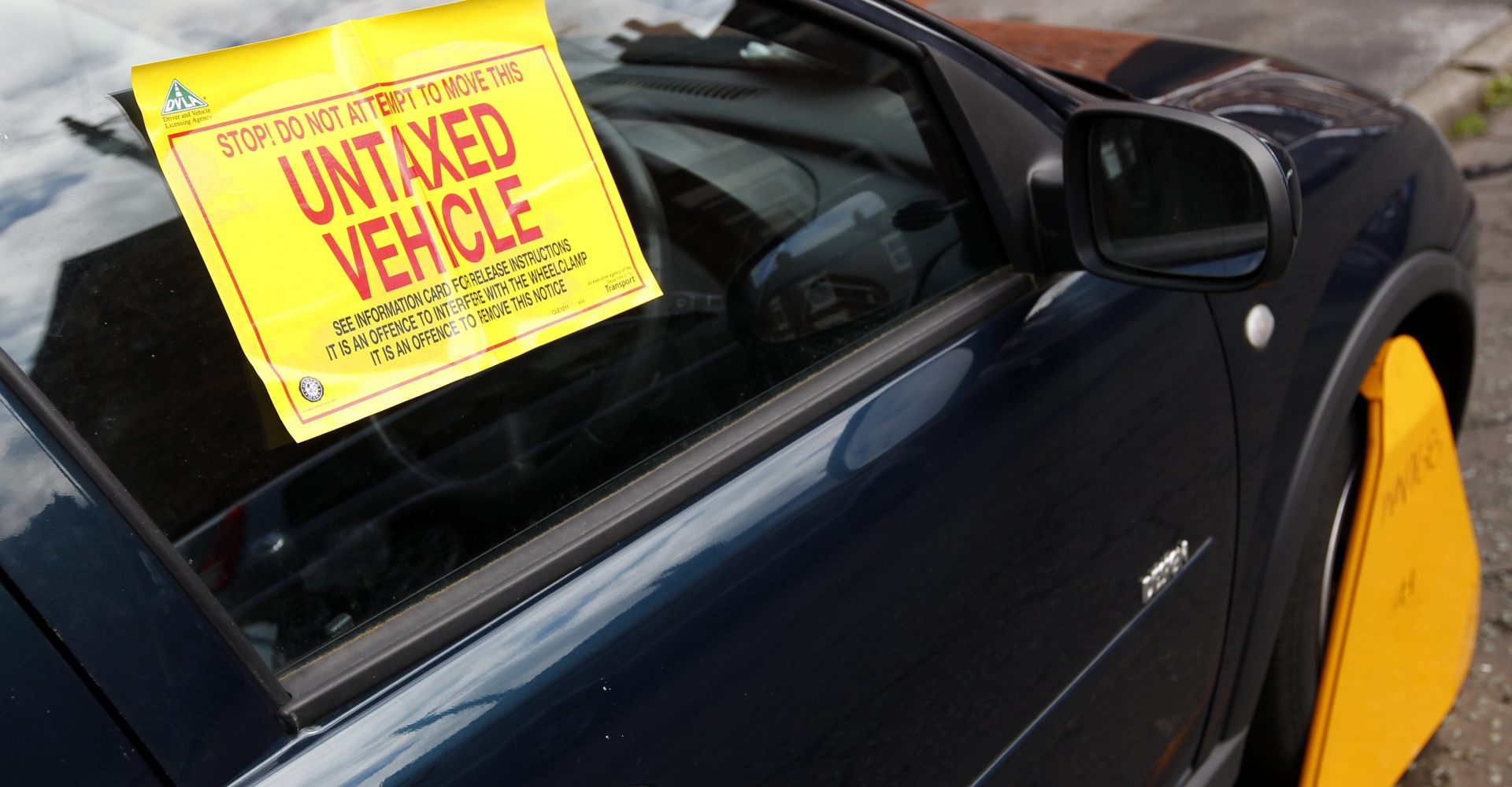 Can I cancel my car tax during the coronavirus pandemic?