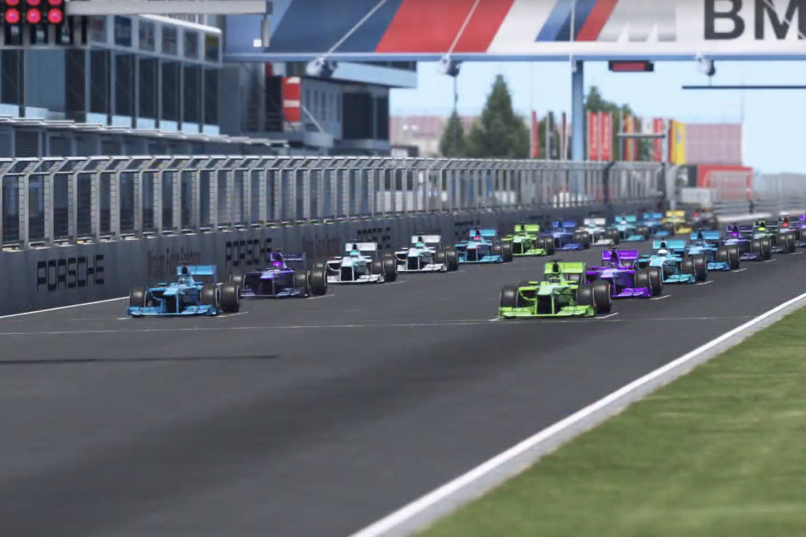 The Race and rFactor 2