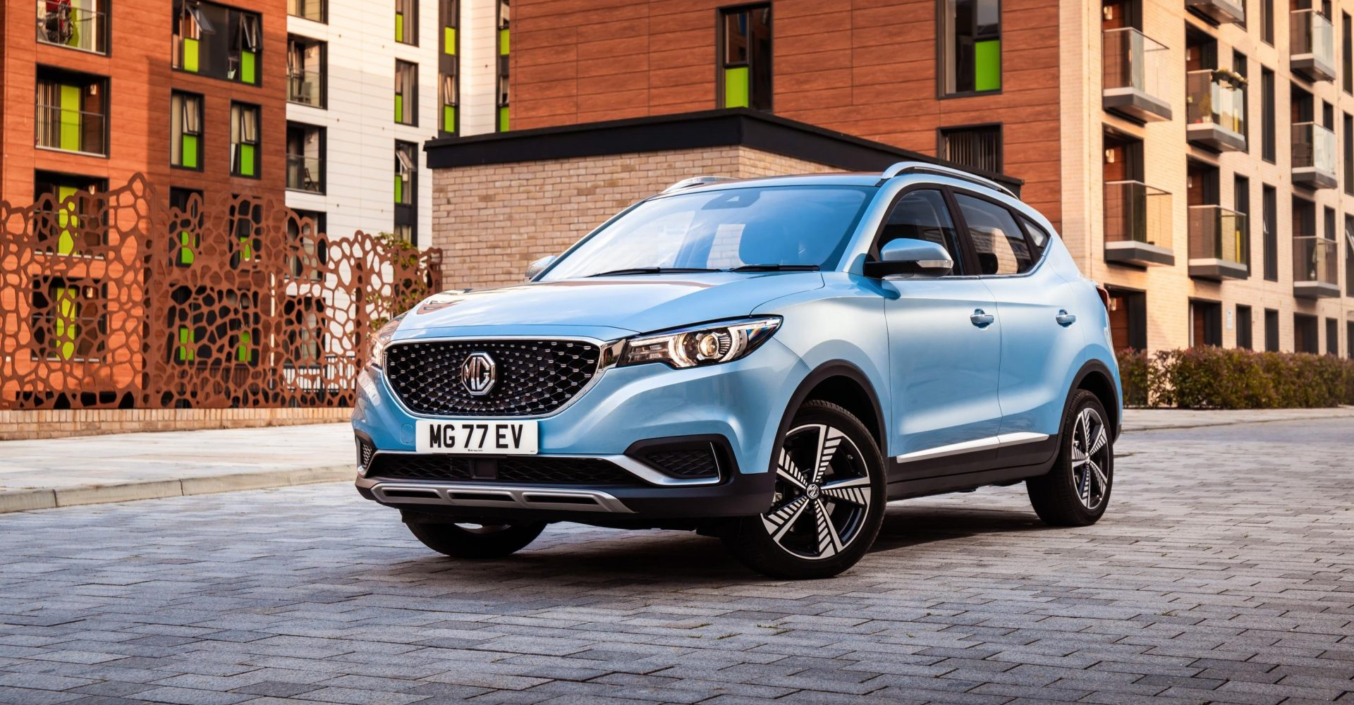 MG is offering 100 ZS EVs to NHS workers on a free six-month loan
