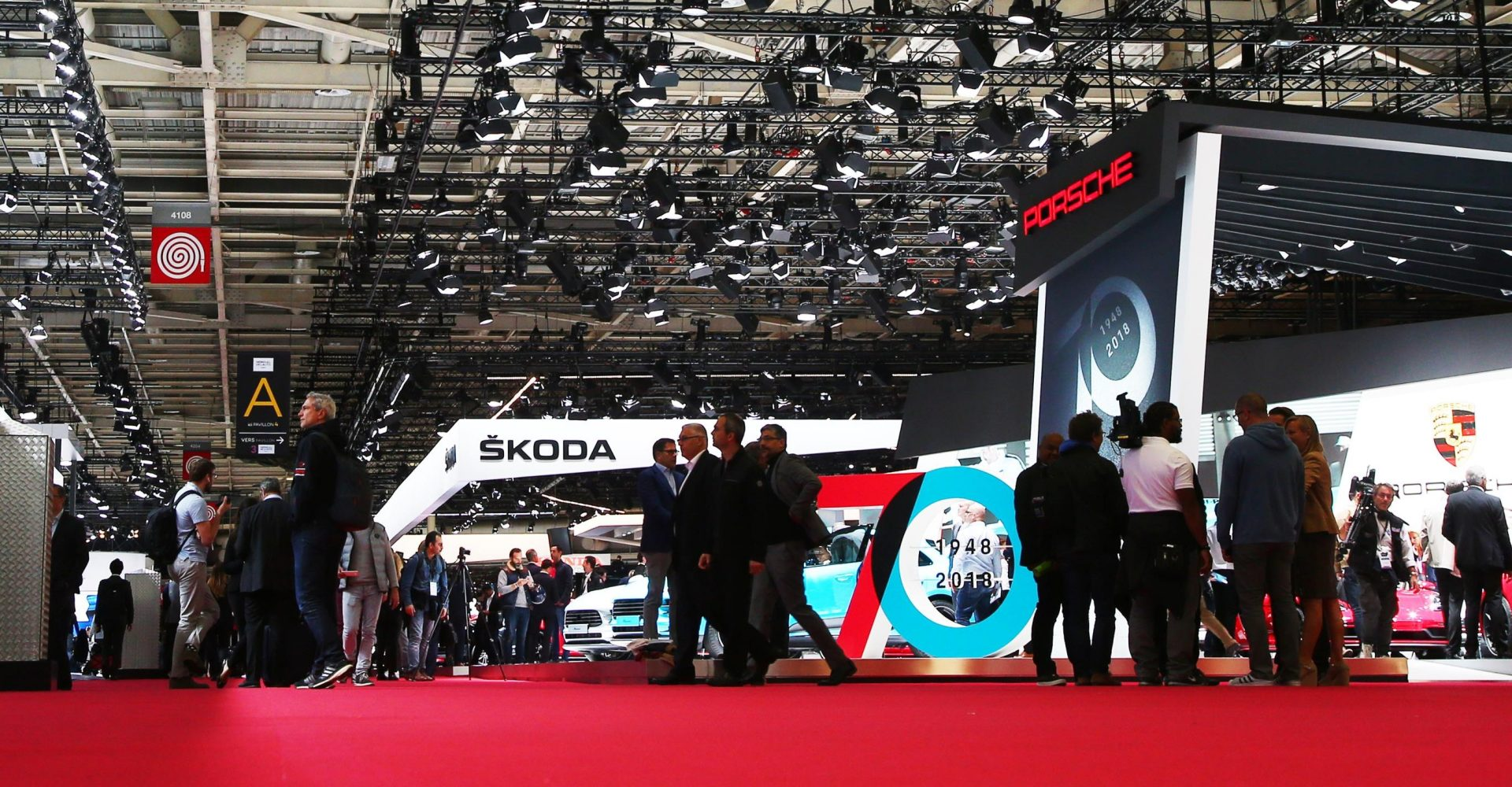 Paris Motor Show cancelled due to coronavirus
