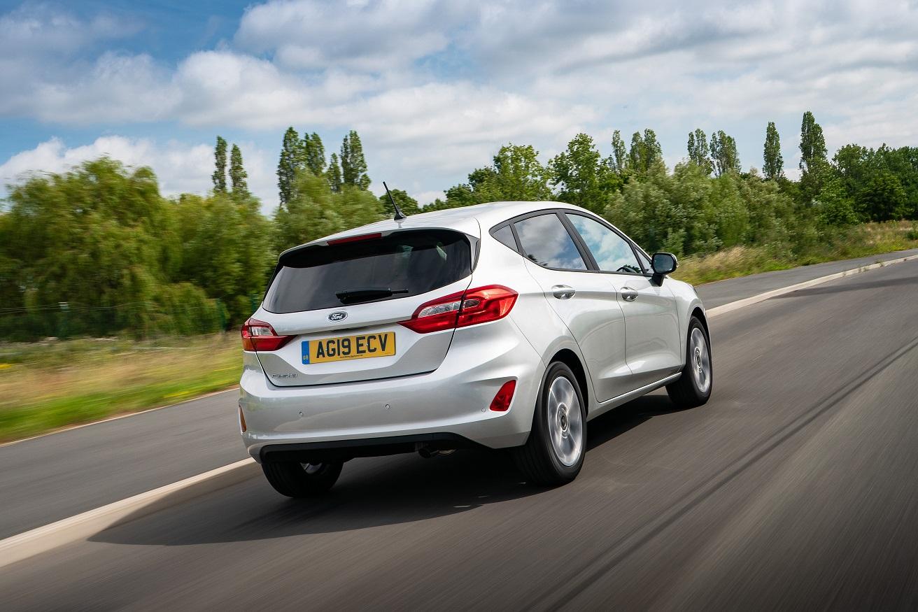 Fiesta Trend exterior dynamic