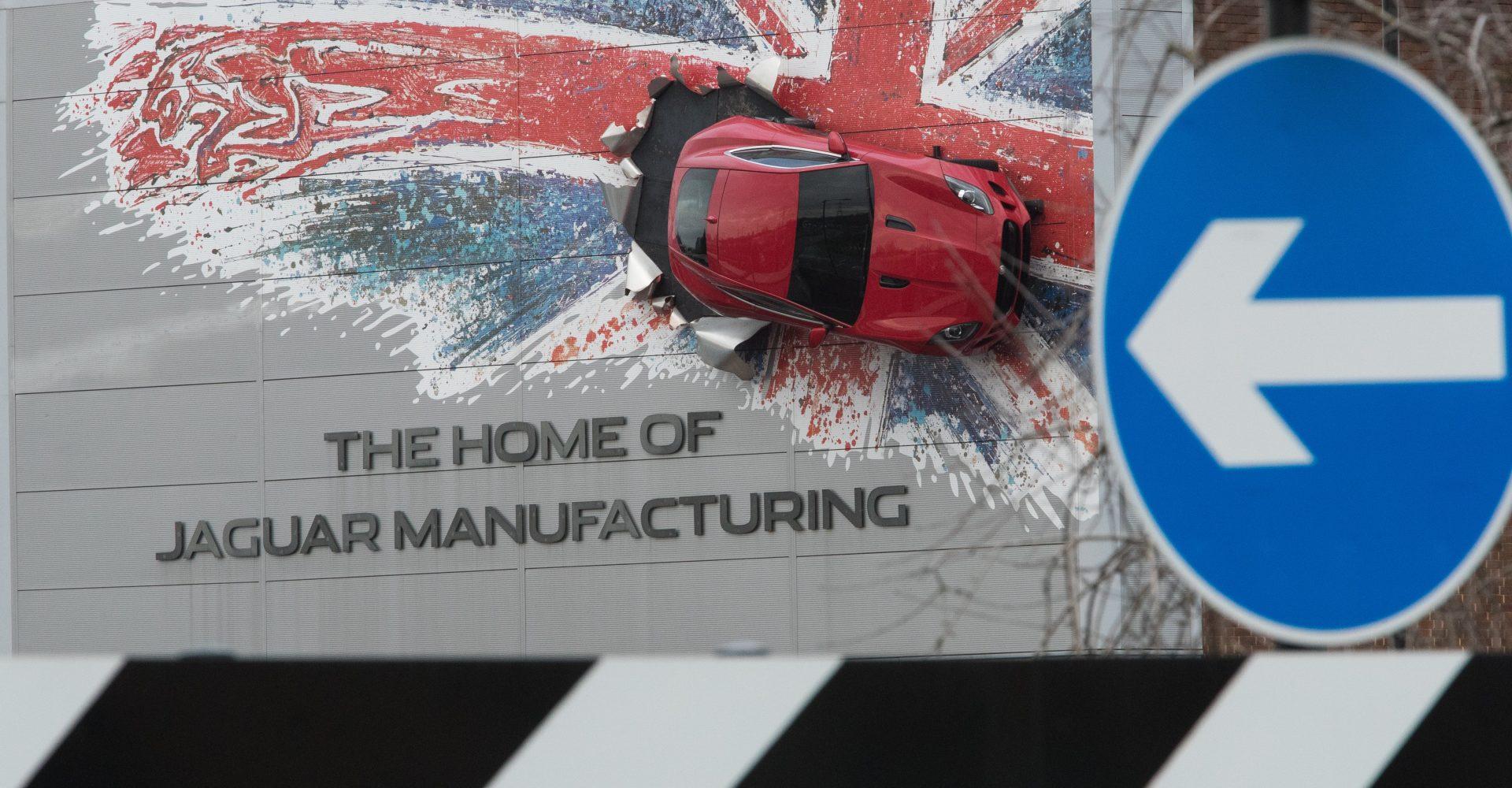 Jaguar Land Rover set to invest £1bn in UK EV production