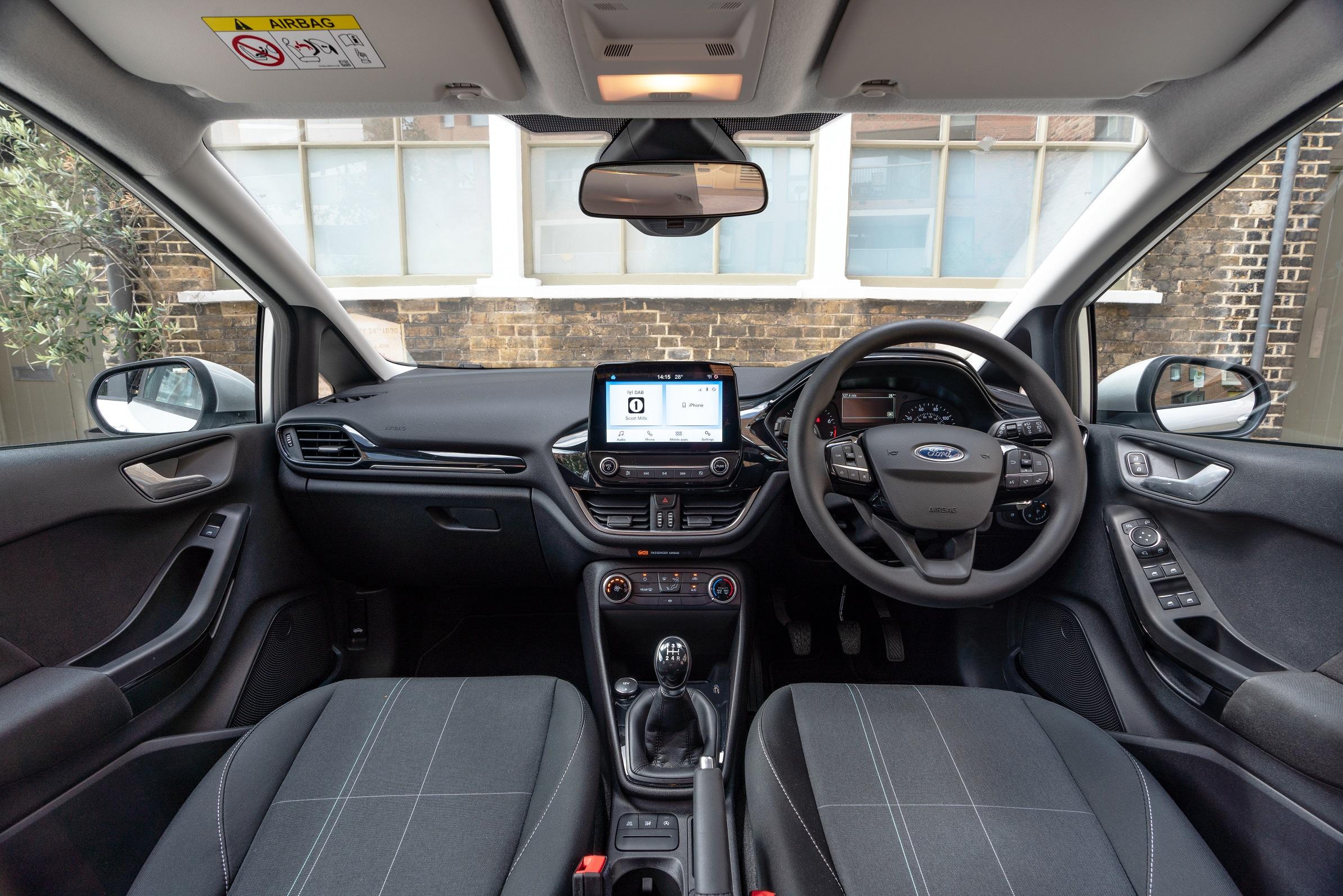 Fiesta Trend interior