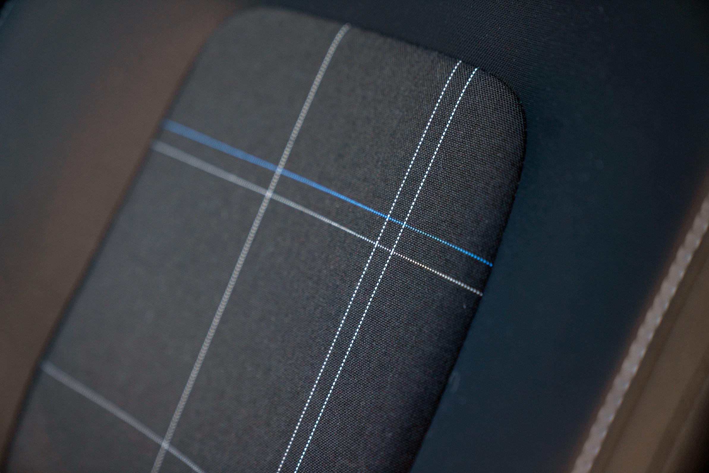 Fiesta Trend upholstery detail