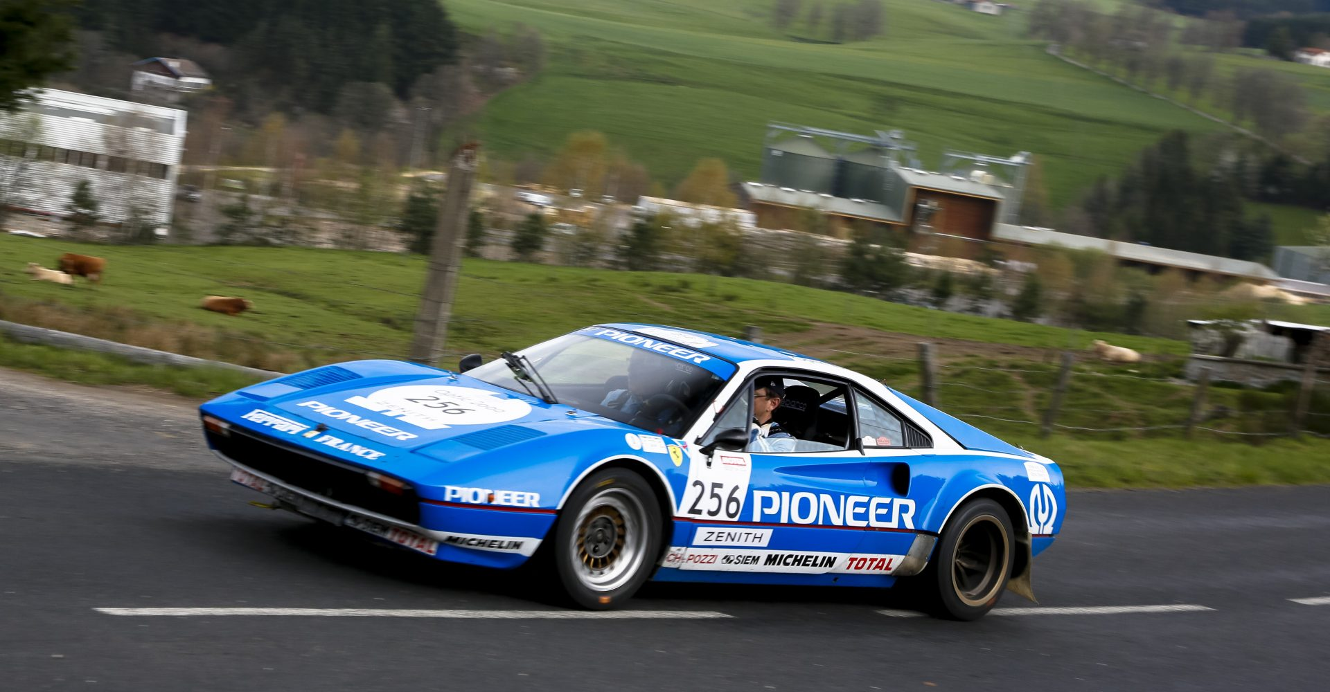 Are these the best rallying supercars of all time?