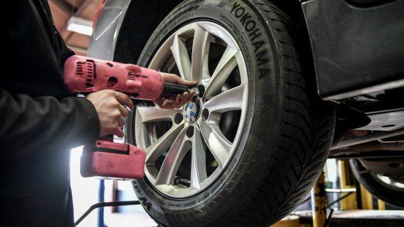 Free service helps key workers find their nearest open garage