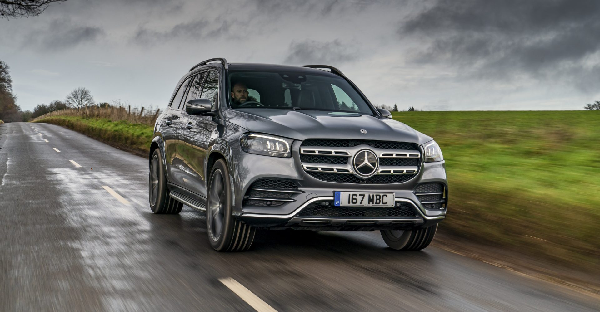 First Drive: The Mercedes-Benz GLS is a giant of the SUV segment