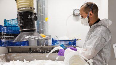Jaguar Land Rover commences production of 3D-printed visors for NHS staff