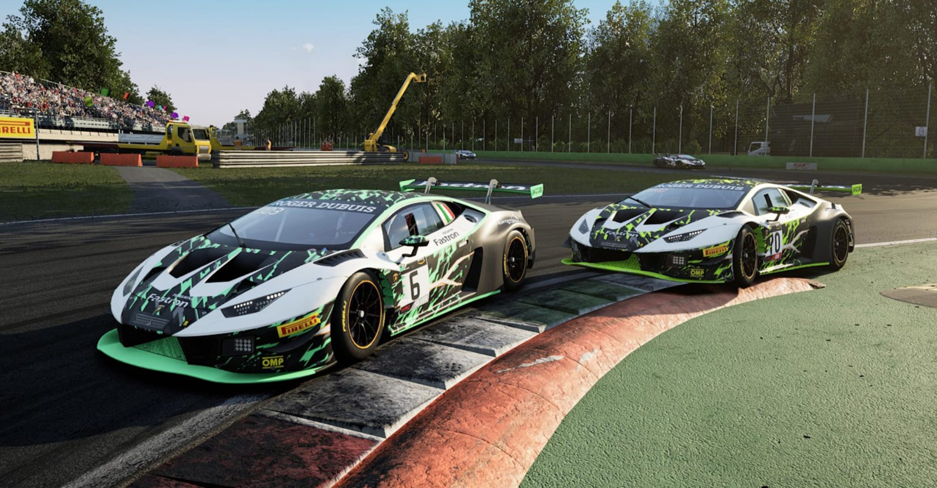 Lamborghini announces inaugural esports racing series