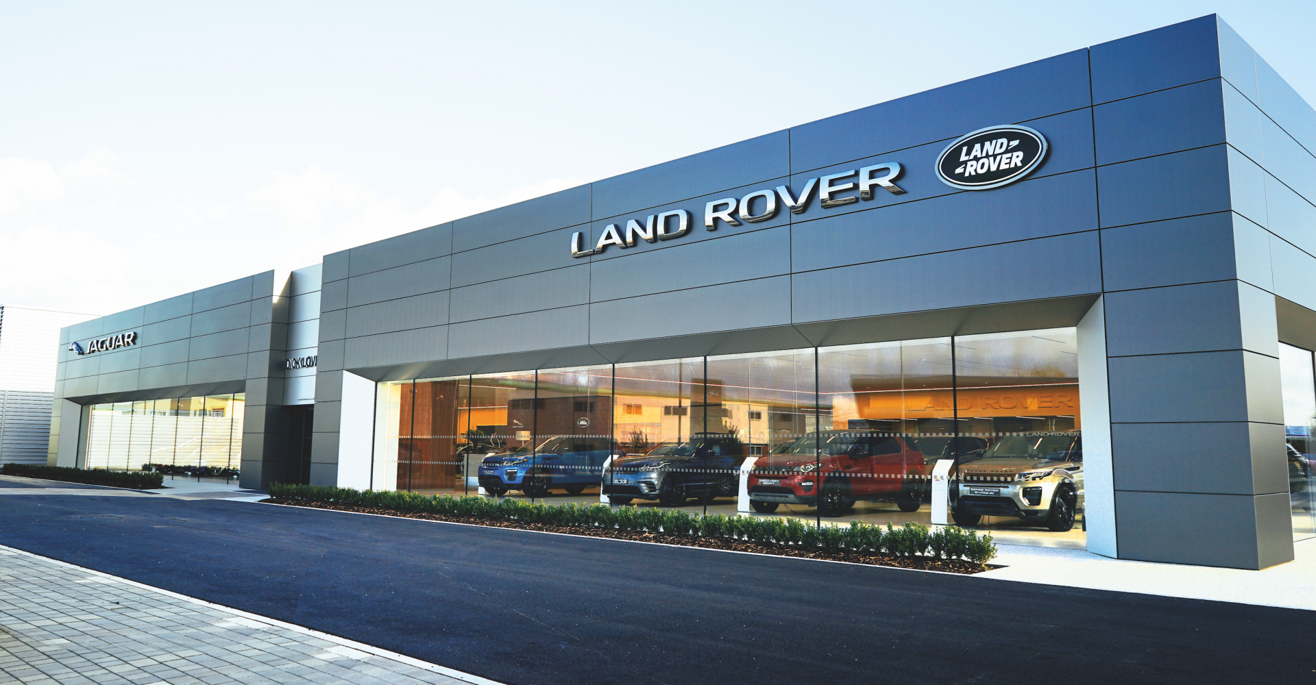 JLR showcases new dealership safety processes ahead of June 1 reopening