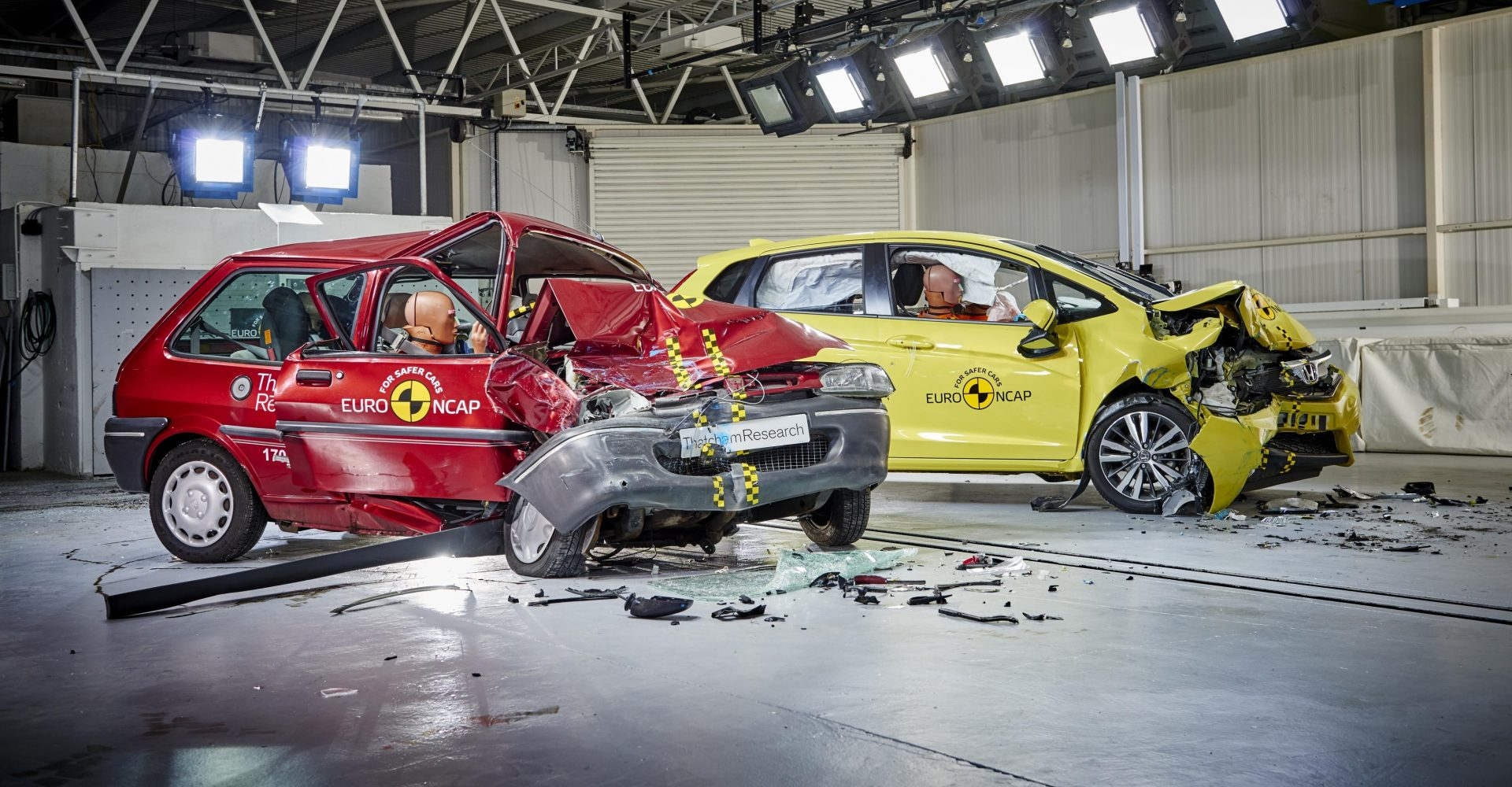 Euro NCAP announces 'biggest change to testing protocols in a decade'