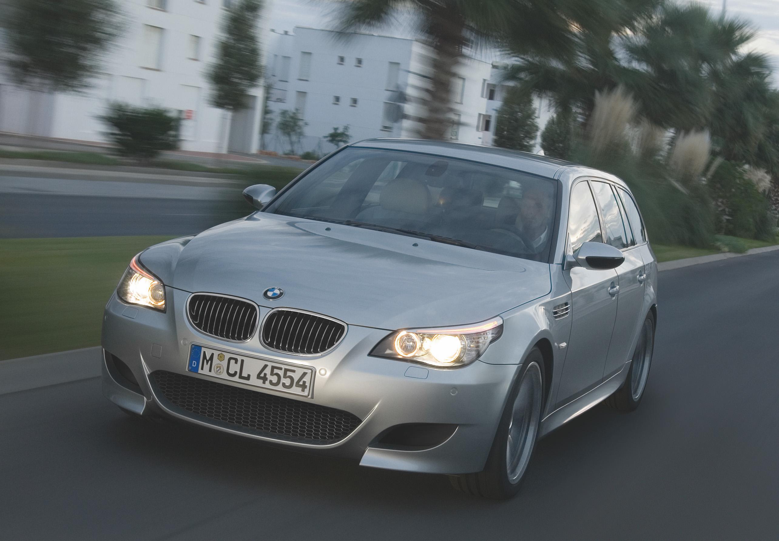 BMW M5 Estate
