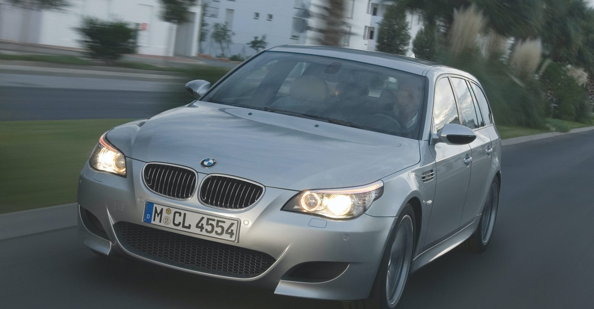 The history of the BMW 5 Series
