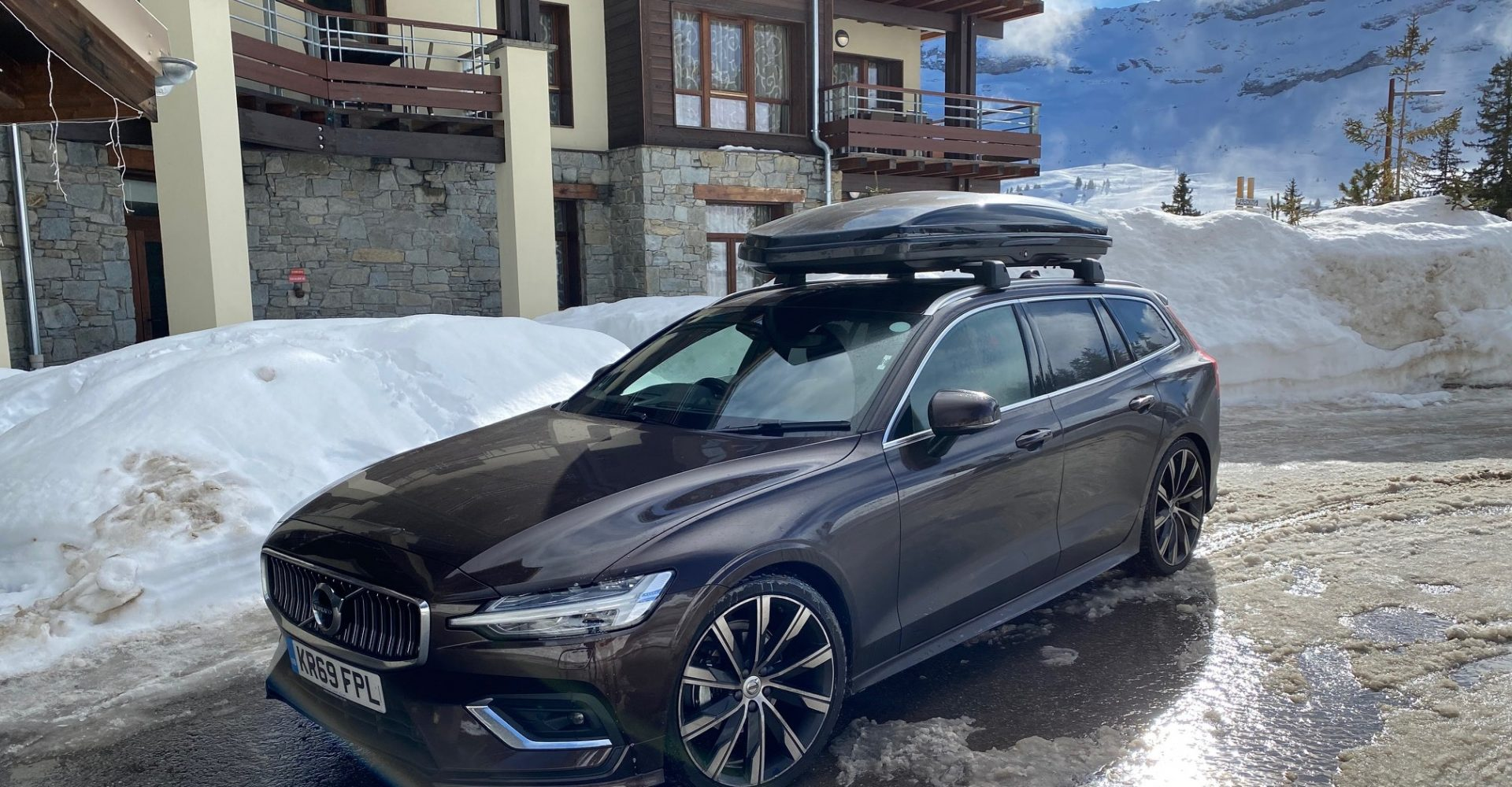 Long-term report: Gripes a thing of the past as we've grown to love our brown Volvo V60