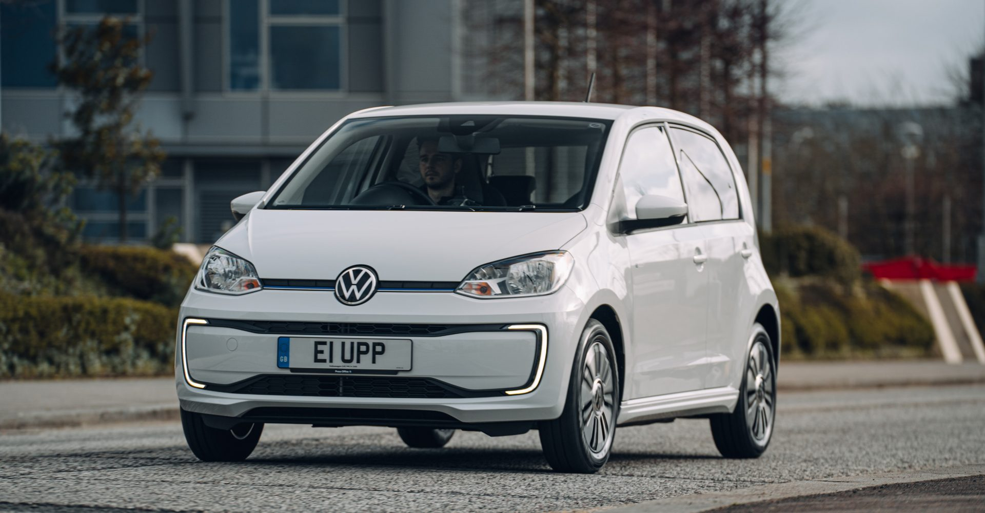 First Drive: The Volkswagen e-Up! brings fun to the EV segment