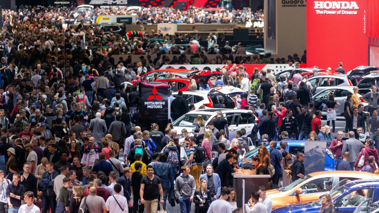 The 2021 Geneva motor show has already been cancelled