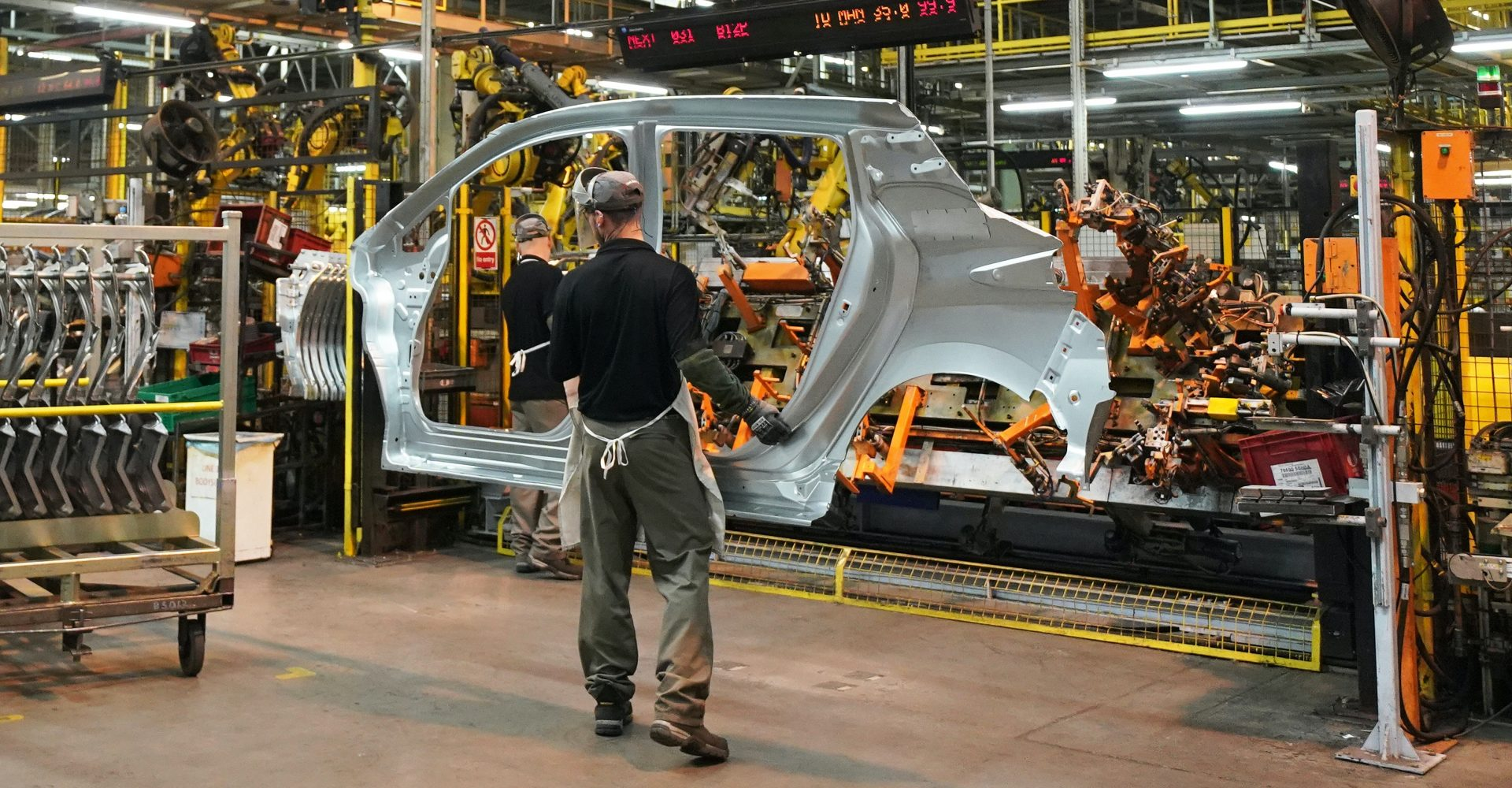 Nissan warns Sunderland plant 'unsustainable' without EU trade deal