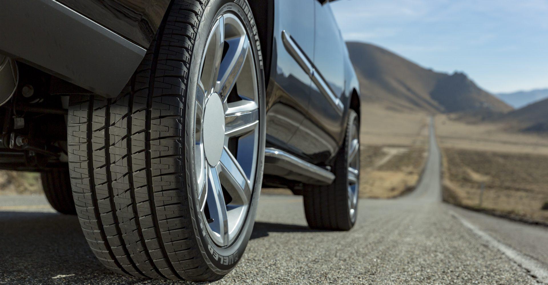 Bridgestone and Microsoft team up on new tyre damage detector