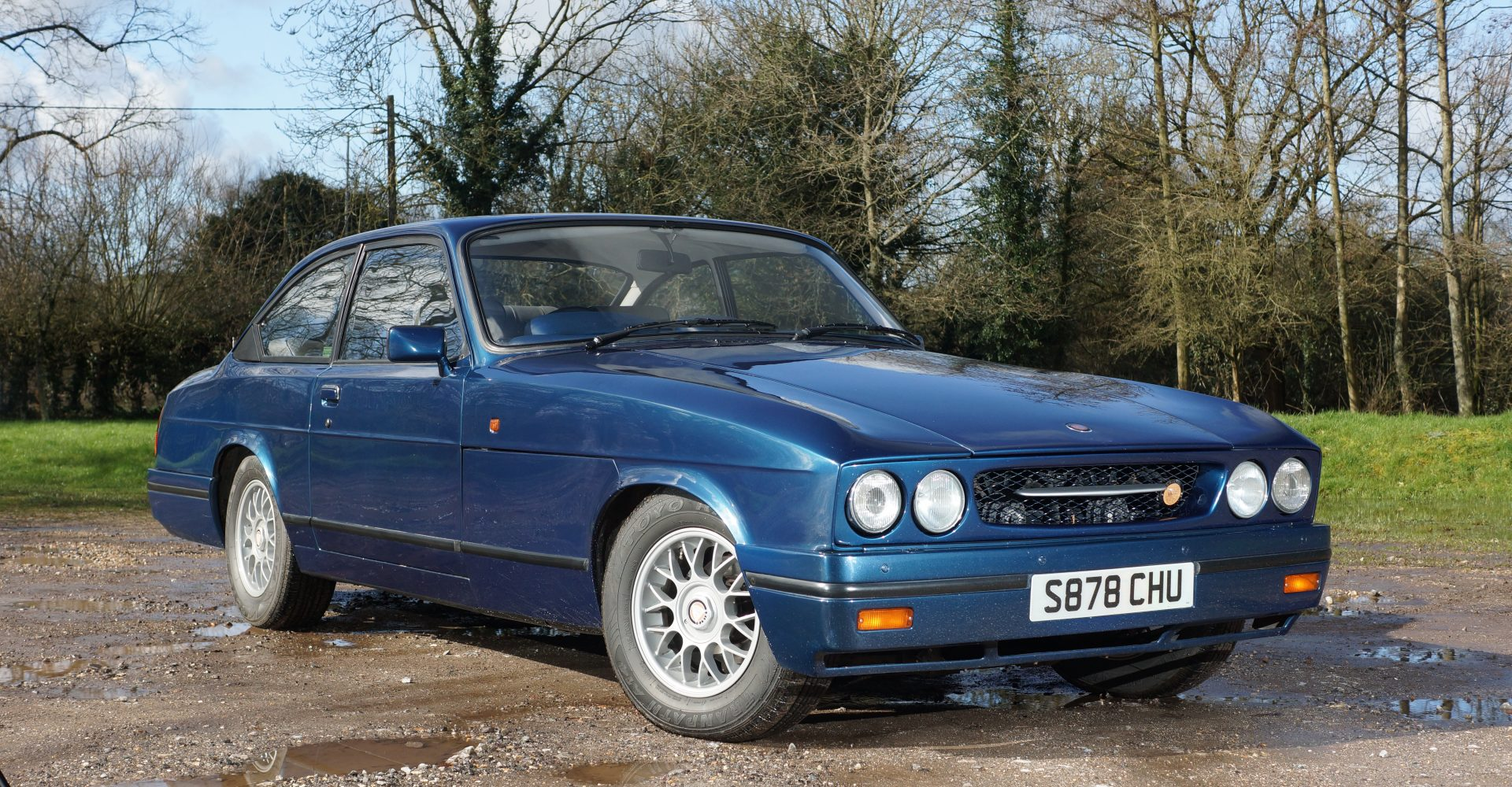 Classic Bristol Blenheim is the star of the show at auction