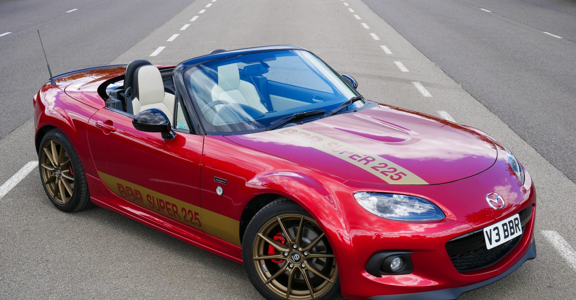 BBR announces new tuning package for Mazda MX-5