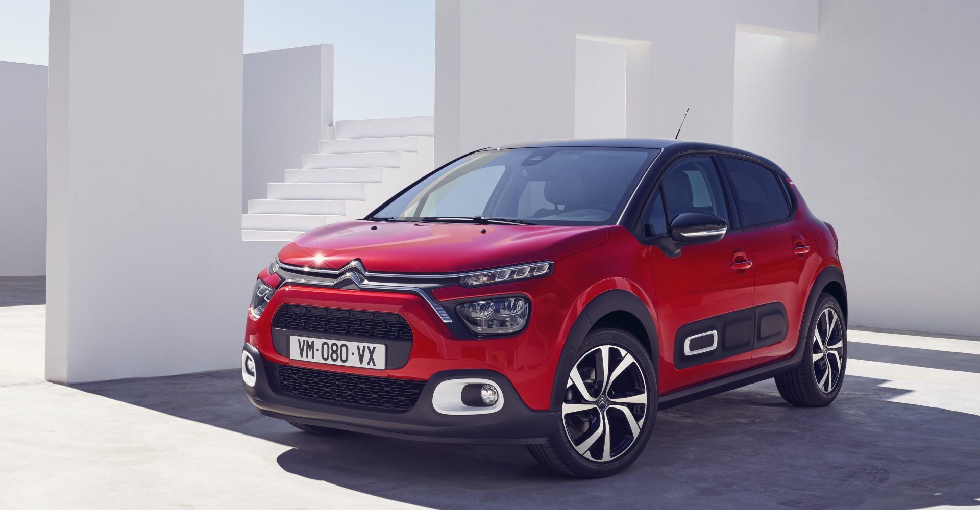 Citroen releases UK pricing for updated C3