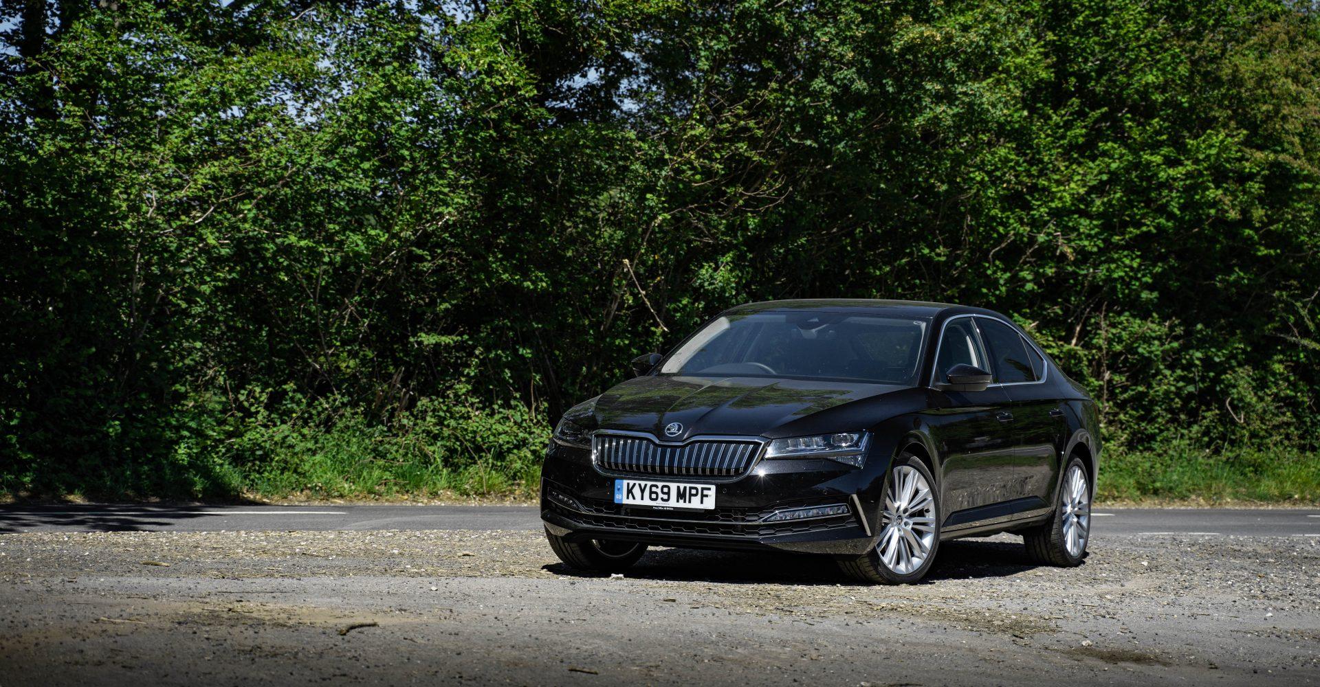 UK Drive: The Skoda Superb iV brings wafty frugality to the executive segment
