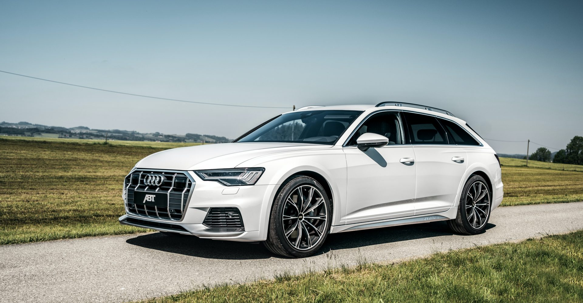 ABT gives Audi's A6 Allroad a performance boost