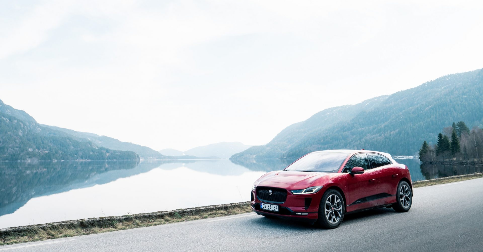 Jaguar joins wireless electric vehicle charging project in Norway