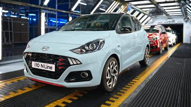 Hyundai reveals pricing for sporty i10 N Line specification