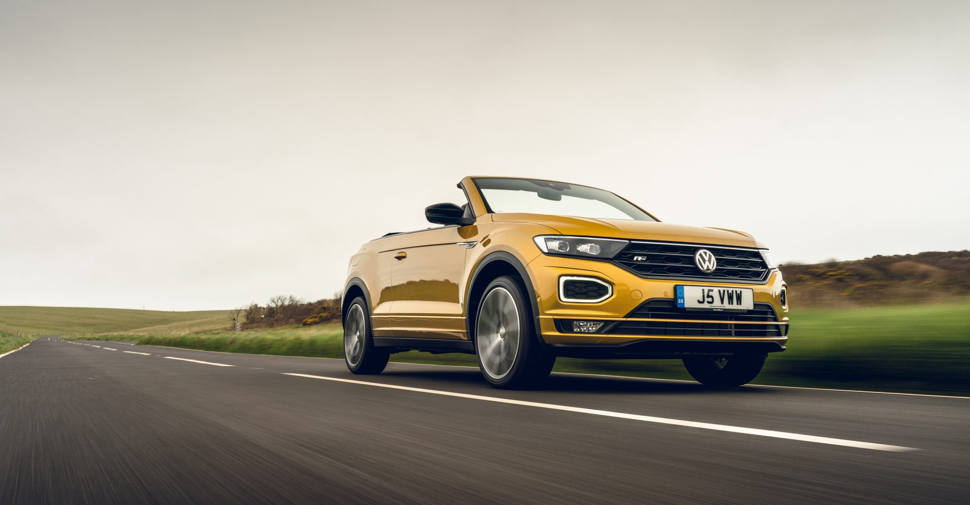 First Drive: The Volkswagen T-Roc Cabriolet is a great alternative to the drop-top norm