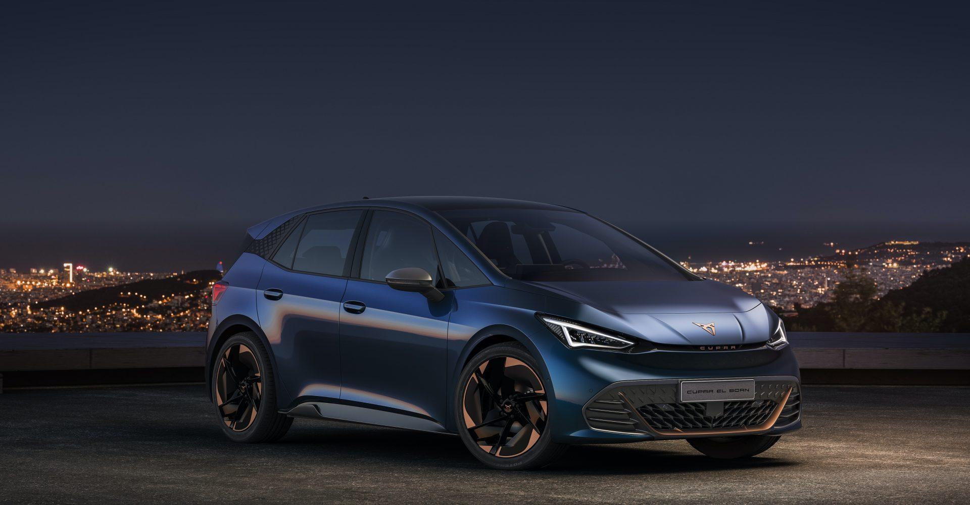 Seat el-Born becomes the Cupra el-Born for hot new EV