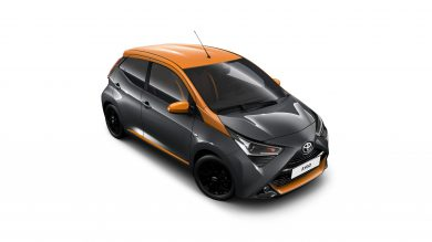 Toyota Aygo range expanded with entertainment-focused JBL Edition