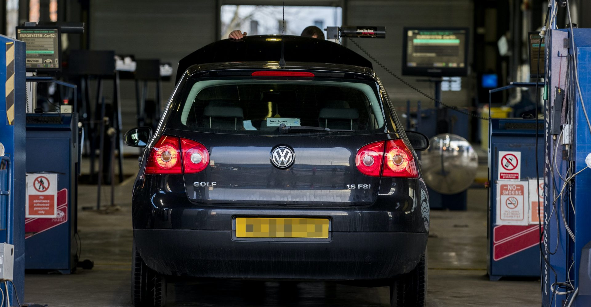 Millions of motorists had vehicles MOT tested in June despite extension
