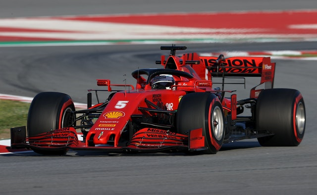 The leading contenders for F1 glory in 2020