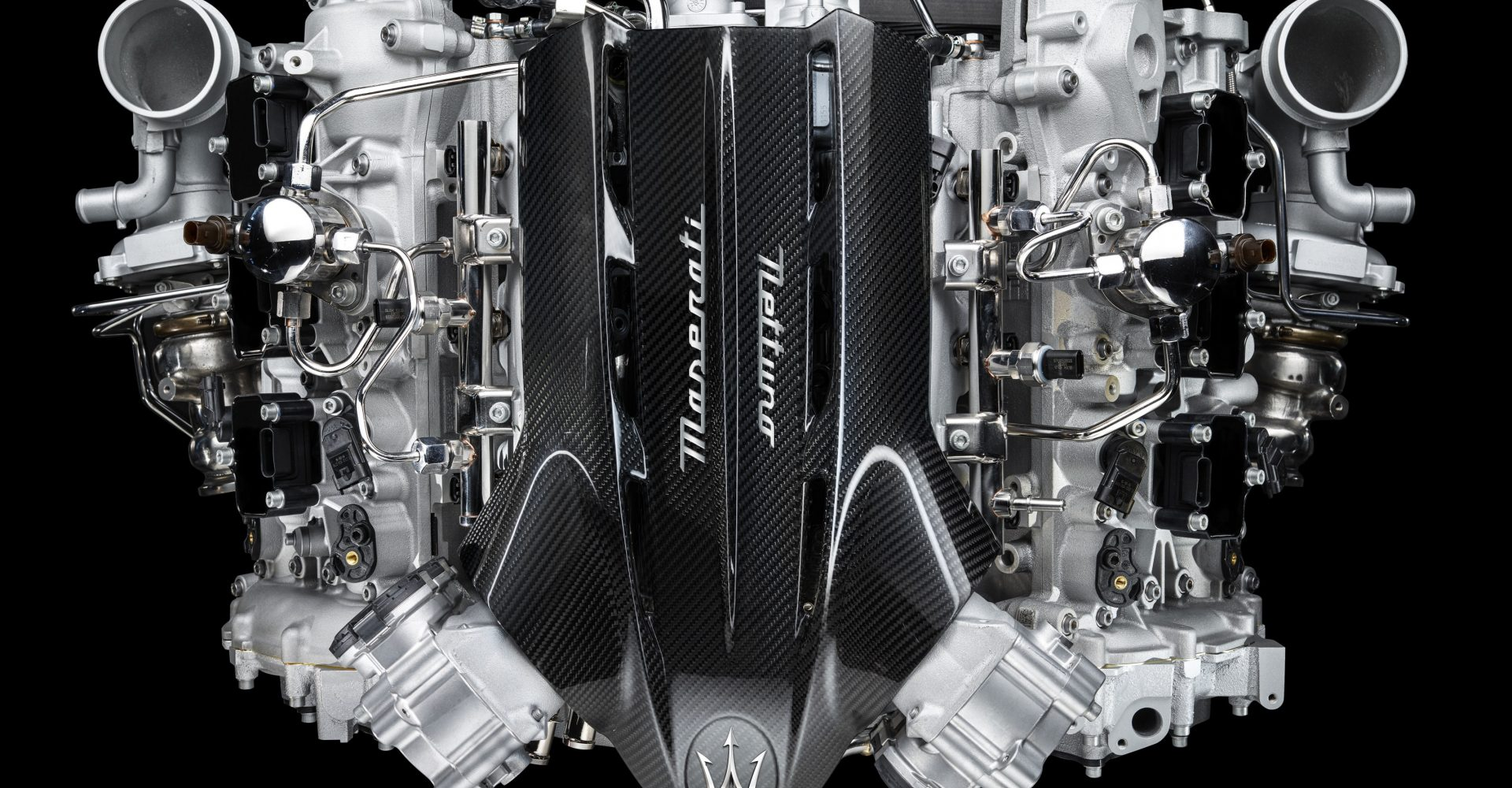 Maserati releases new details surrounding MC20 supercar engine
