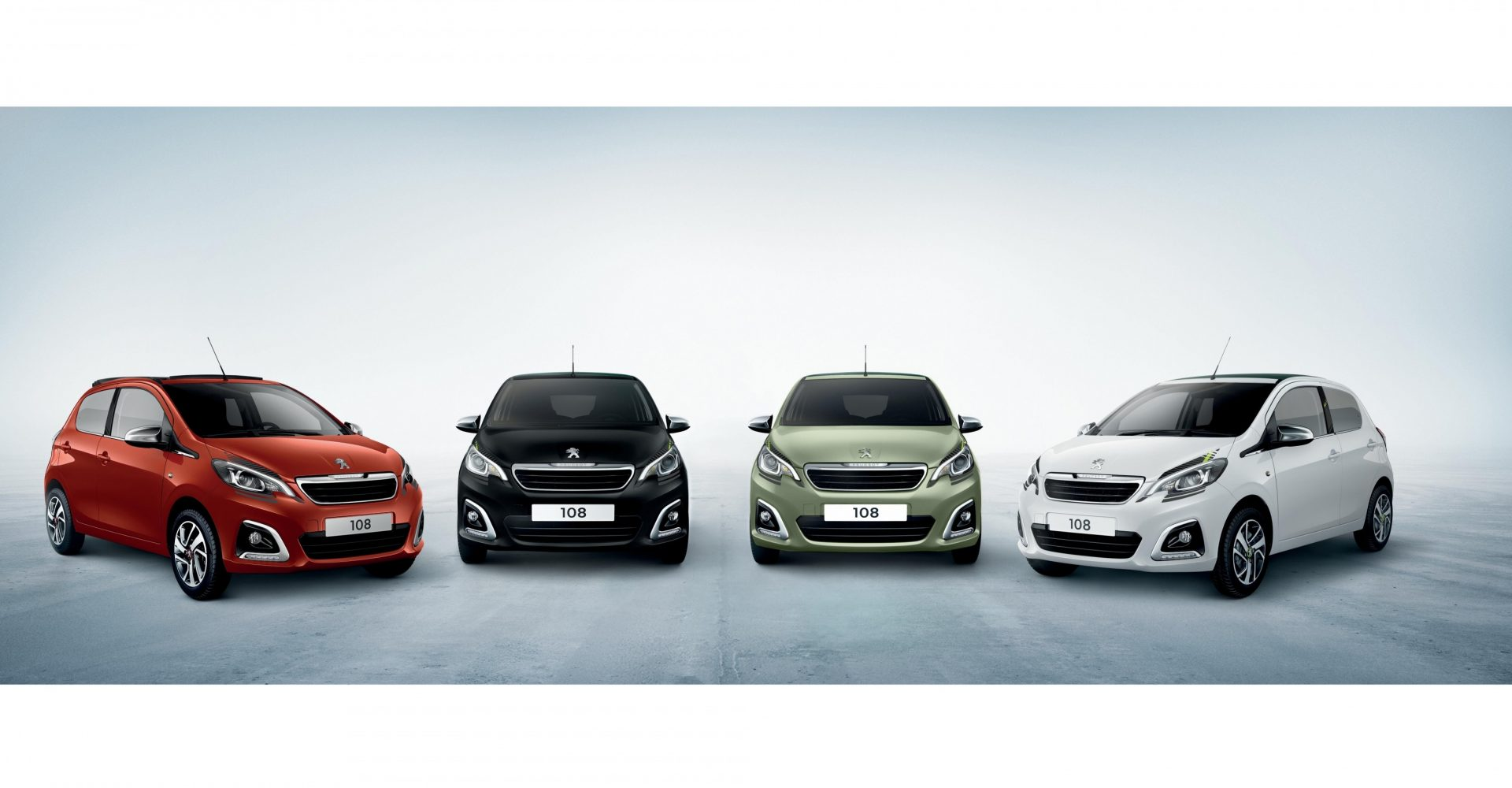 Peugeot updates 108 with new exterior shades and personalisation options