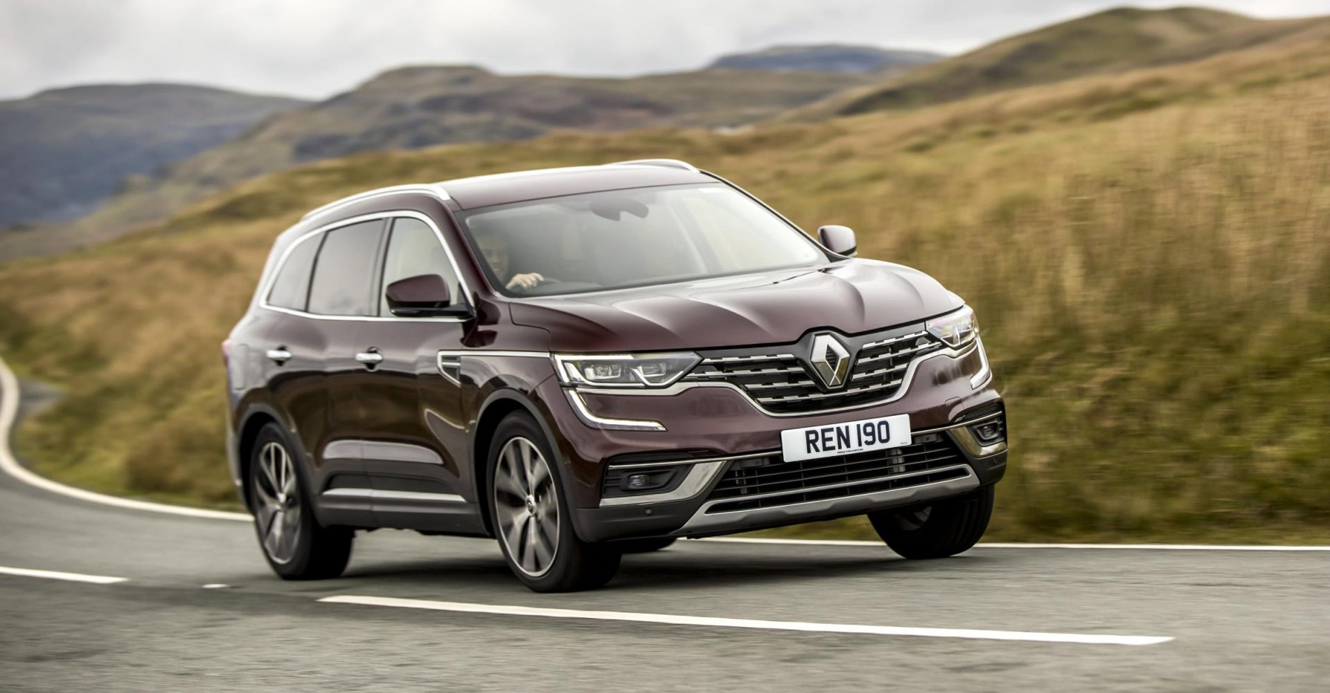 Koleos axed from Renault's UK line-up